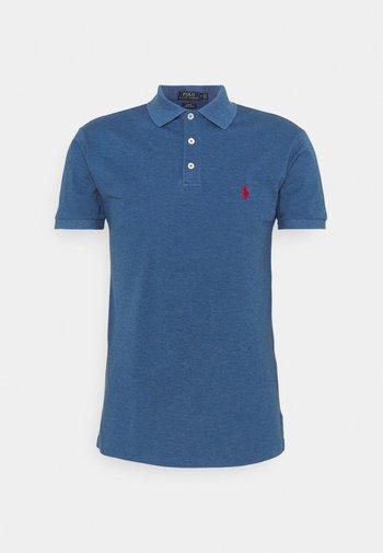 SHORT SLEEVE - Koszulka polo - royal heather