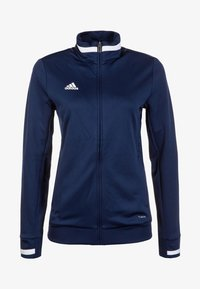 adidas Performance - TEAM 19  - Training jacket - navy blue / white - 0