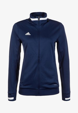 TEAM 19  - Training jacket - navy blue / white