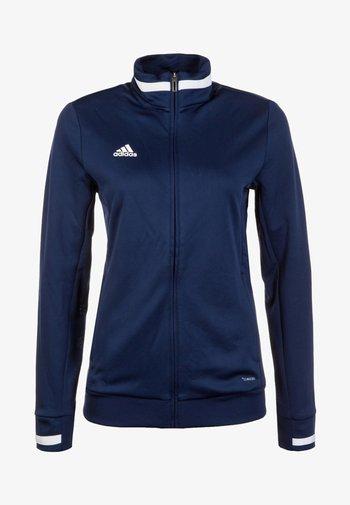 TEAM 19  - Training jacket - navy blue / white