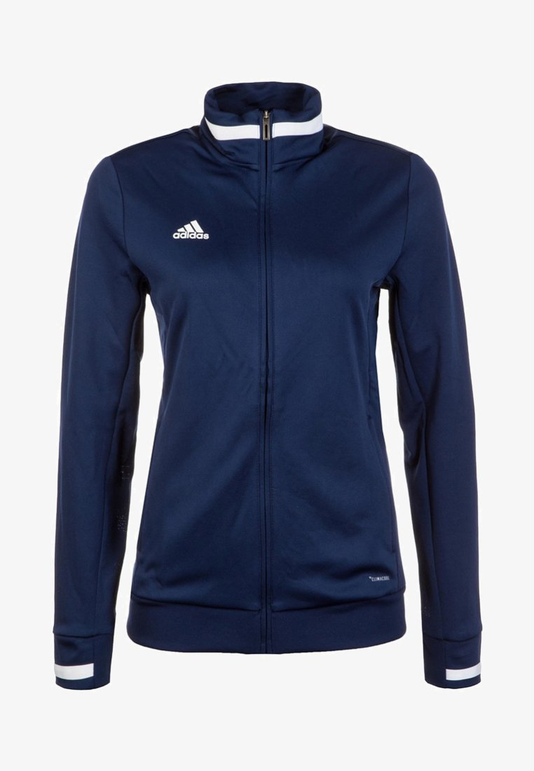 adidas Performance - TEAM 19  - Training jacket - navy blue / white