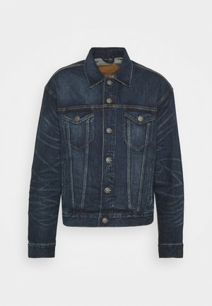 CLASSIC TRUCKER JACKET - Denim jacket - blue