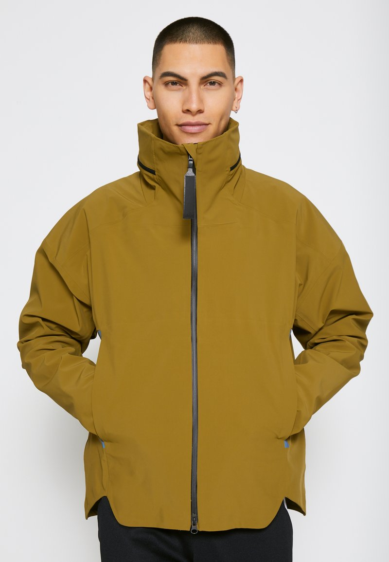 adidas Performance - MYSHELTER RAIN.RDY - Summer jacket - wild moss