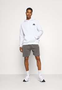 BDG Urban Outfitters - JOGGER UNISEX - Shorts - black - 1