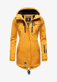 amber yellow