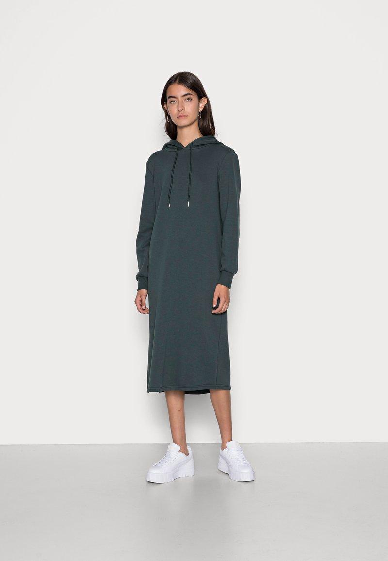 ONLY - ONLINC JOEY EVERY DRESS - Jurk - mallard green