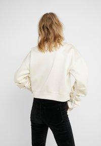 Patrizia Pepe - Sweatshirt - statue white - 2