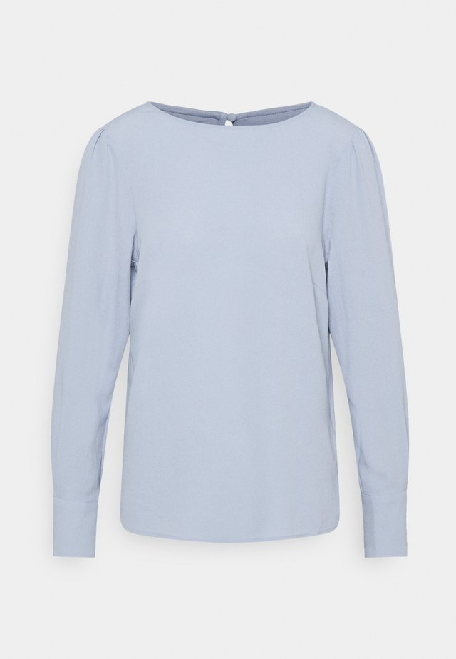 Blouse - cloudy blue