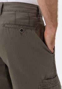 BRAX - STYLE LUCKY - Cargo trousers - khaki - 4