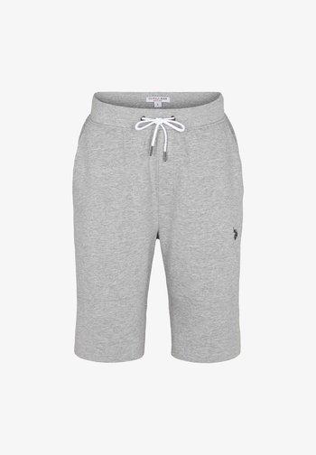 BRAD - Shorts - grey melange