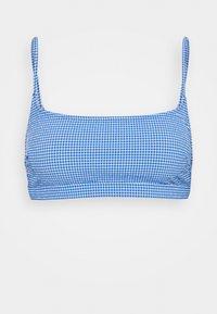 ARKET - Bikini top - blue - 0
