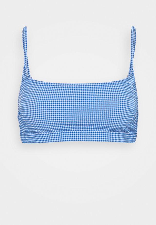 Bikinitoppe - blue