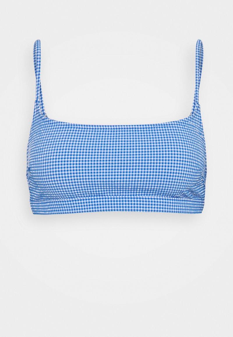 ARKET - Bikini top - blue