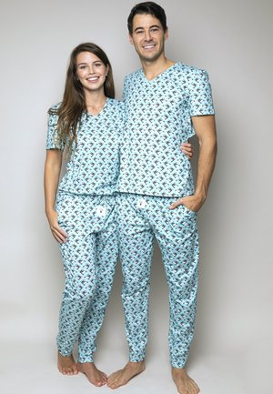 Penguin - Pyjama set - blue