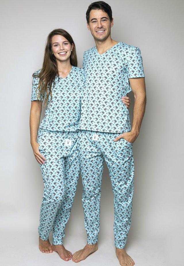 Penguin - Pyjama - blue