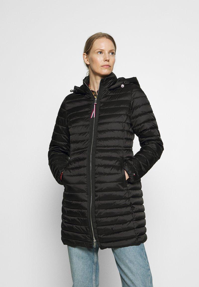 Tommy Hilfiger - COAT - Light jacket - black