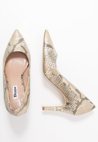 Dune London WIDE FIT - WIDE FIT ANNA - High heels - beige - 3