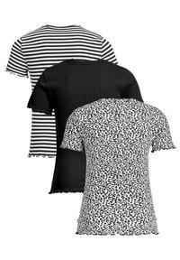 WE Fashion - 3 PACK - Triko spotiskem - black - 4