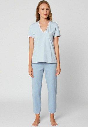 Pyžamová sada - bleu chine