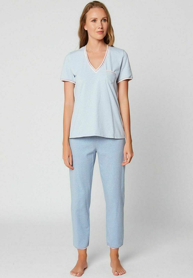 Pyjama - bleu chine