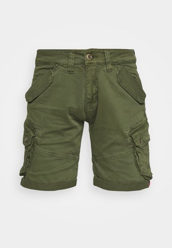 COMBAT - Shorts - dark olive