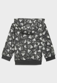 adidas Performance - BADGE OF SPORT ALLOVER PRINT JOGGER SET - Dres - black - 2