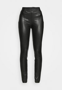 ONLY - ONLJESSIE - Leggings - Trousers - black - 3