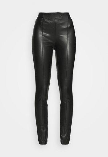 ONLJESSIE - Leggings - black
