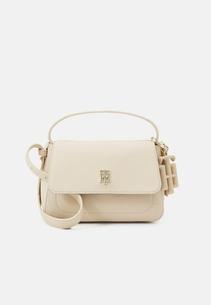 SOFT CROSSOVER - Handbag - beige