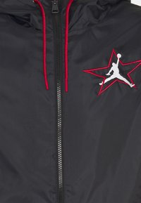 Jordan - Veste légère - black/gym red - 2