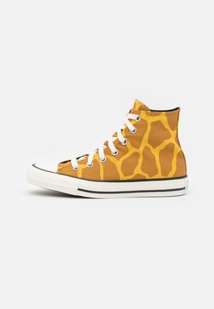 CHUCK TAYLOR ALL STAR UNISEX - High-top trainers - desert marigold/dark soba/egret