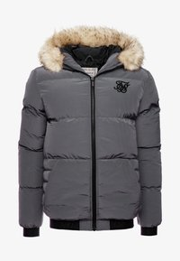 SIKSILK - DISTANCE JACKET - Winterjas - grey - 3
