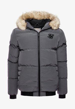 DISTANCE JACKET - Winter jacket - grey