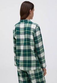 OYSHO - Pyjama top - green - 2