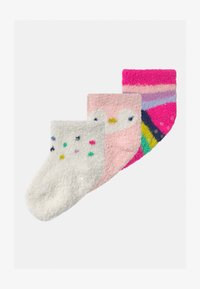 GAP - 3 PACK UNISEX - Socks - misty rose - 0