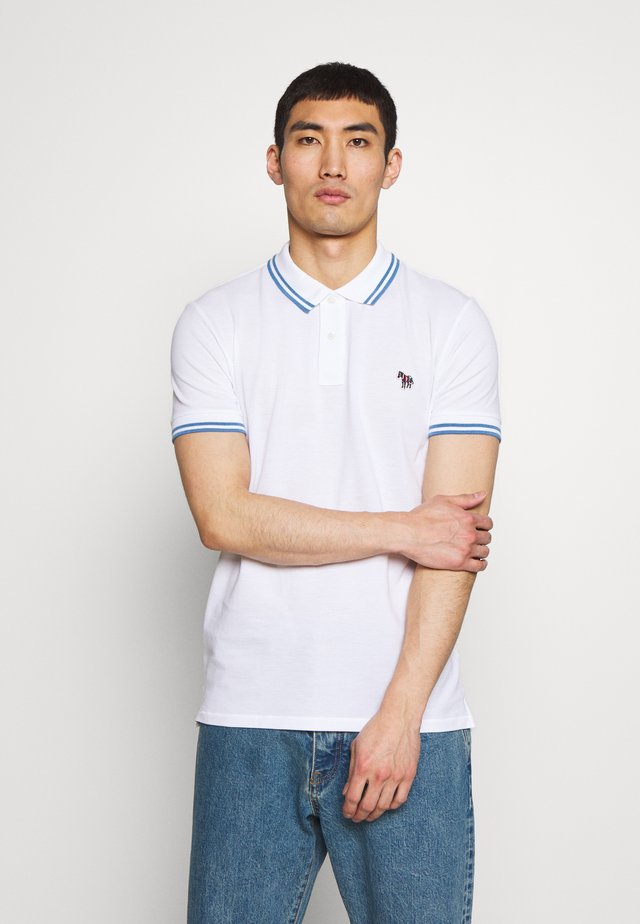 MENS FIT - Polo - white