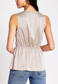 River Island - Blouse - grey - 2