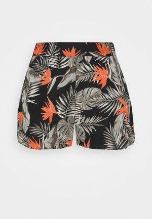 PCNYA - Shorts - black/multi-coloured