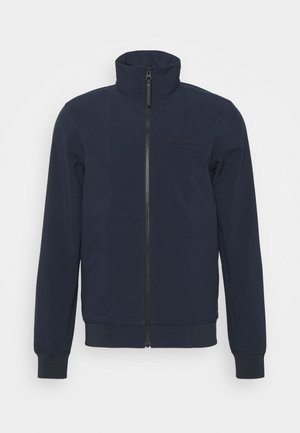 BLIZZARD - Soft shell jacket - blue shadow dark haze