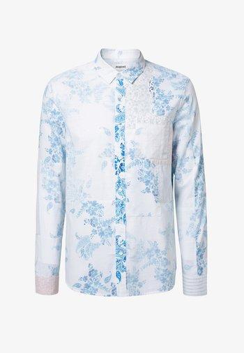 ALBERICO - Shirt - white