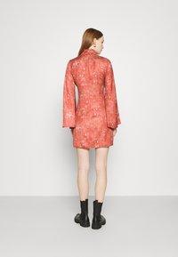 Never Fully Dressed - MINI MYSTIC - Korte jurk - red - 2
