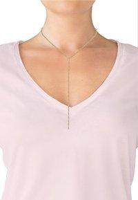 Elli - FIGARO - Necklace - gold-coloured - 1