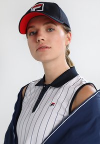 Fila - BASEBALL FORZE - Caps - peacoat blue/fila red - 2