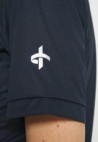 Cross Sportswear - WIND - Větrovka - navy - 4
