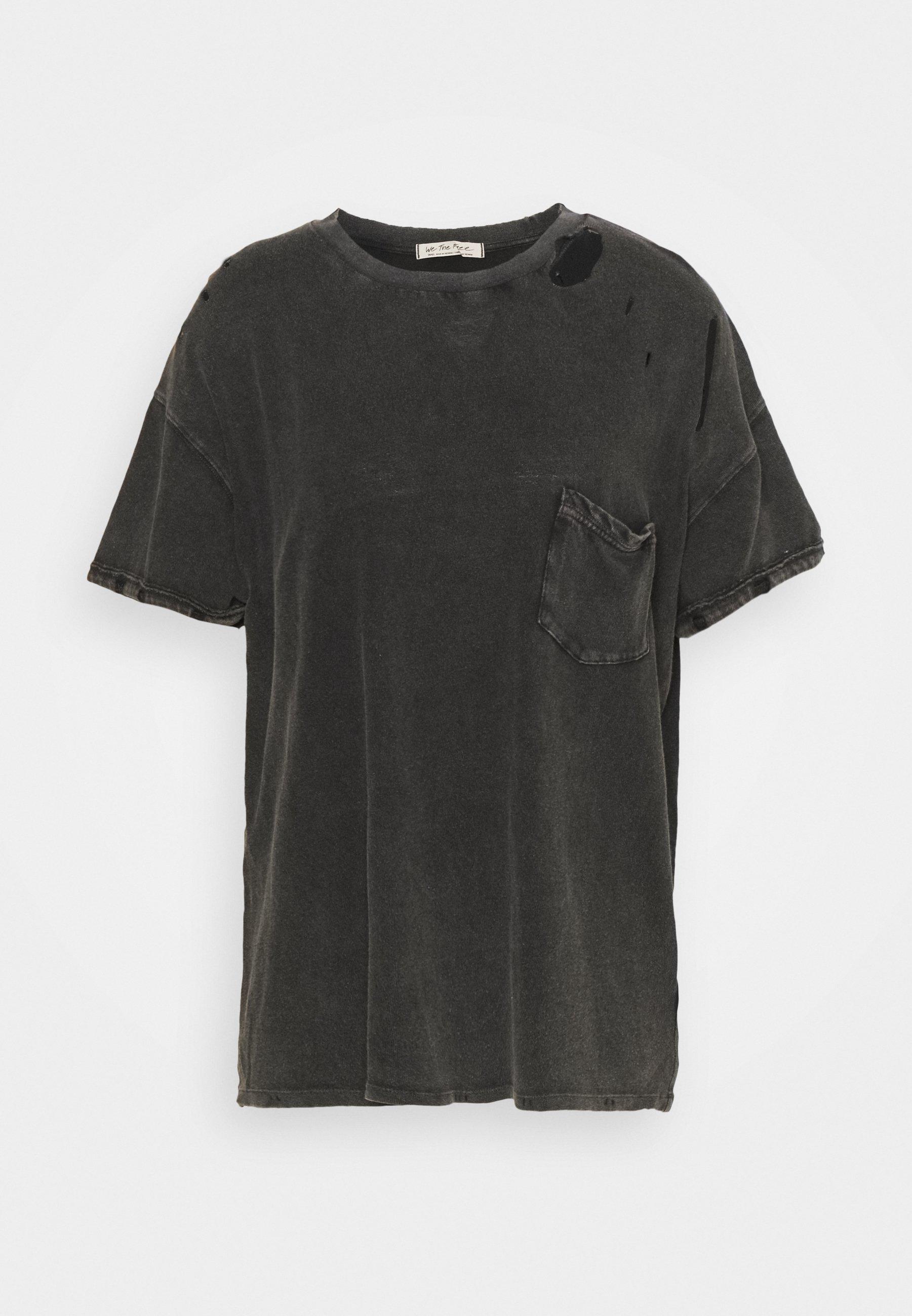 Femme RUBI TEE - T-shirt basique