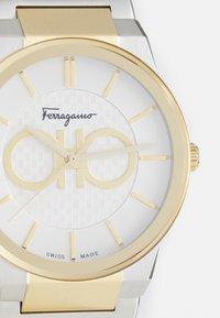 Salvatore Ferragamo - UNISEX - Watch - silver-coloured/gold-coloured - 6