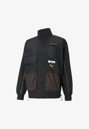 PORSCHE LEGACY  - Training jacket - puma black