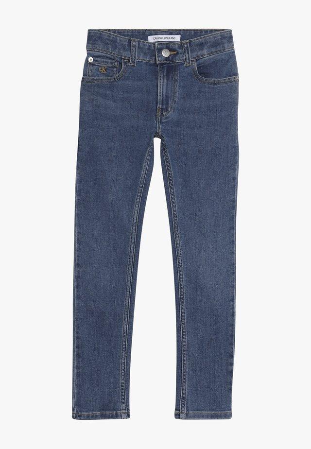 SKINNY ESSENTIAL FRESH - Jeans Skinny Fit - denim