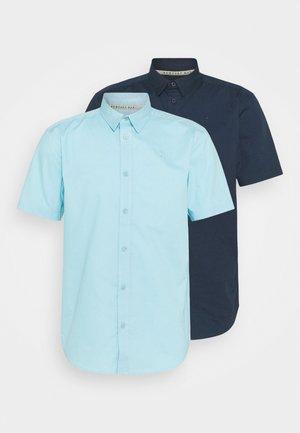 CORE 2 PACK - Košile - navy/light blue
