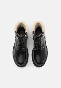 3.1 Phillip Lim - KATE LUG SOLE DOUBLE ZIP BOOT - Lace-up ankle boots - black - 4